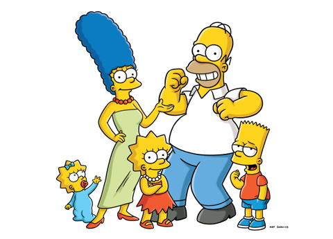 Les simpsons colos l 39 occasion du earth day tout - Les simspon tv ...